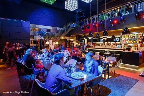 Restaurants in holland restaurant fellini enschede for Fellini rotterdam