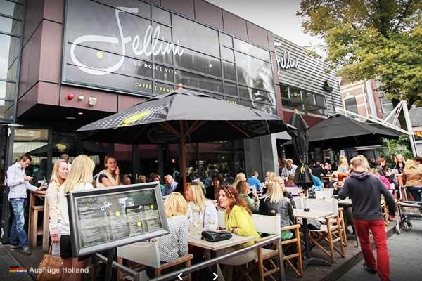 Restaurants in holland restaurant fellini enschede for Fellini enschede