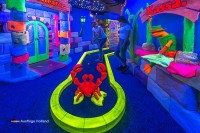 Indoor Minigolf in Holland