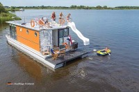 Houseboat Friesland