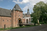Schloss in Gelderland Holland